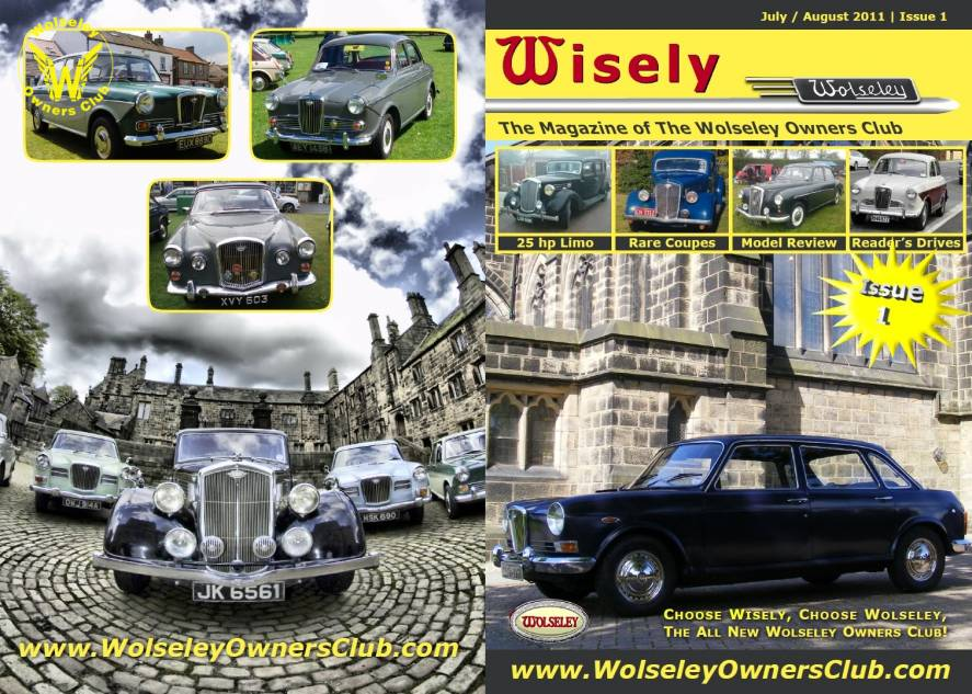 Wiseley Magazine Issue 1 Preview