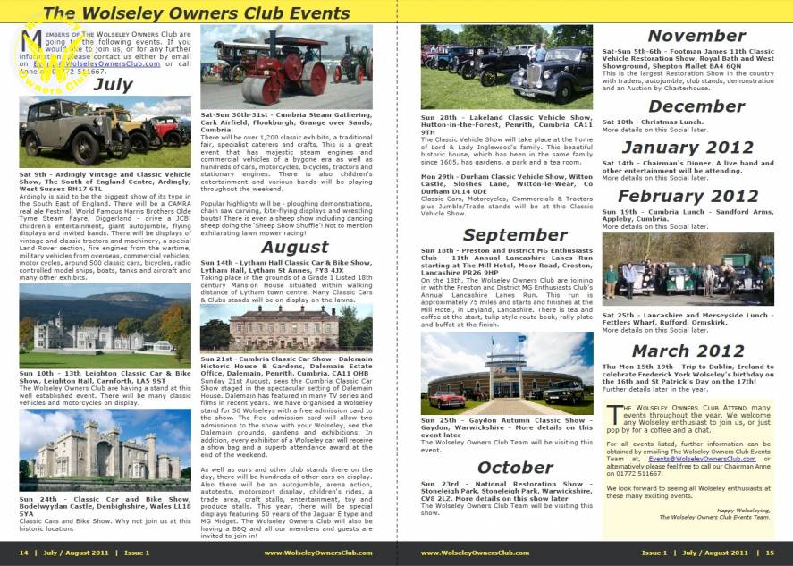 Wiseley Issue 1 Preview