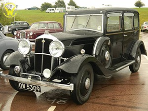 Wolseley Owners Club Car Archive