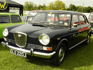 WOLSELEY OWNERS CLUB CAR GALLERY