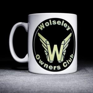 Wolseley Mug