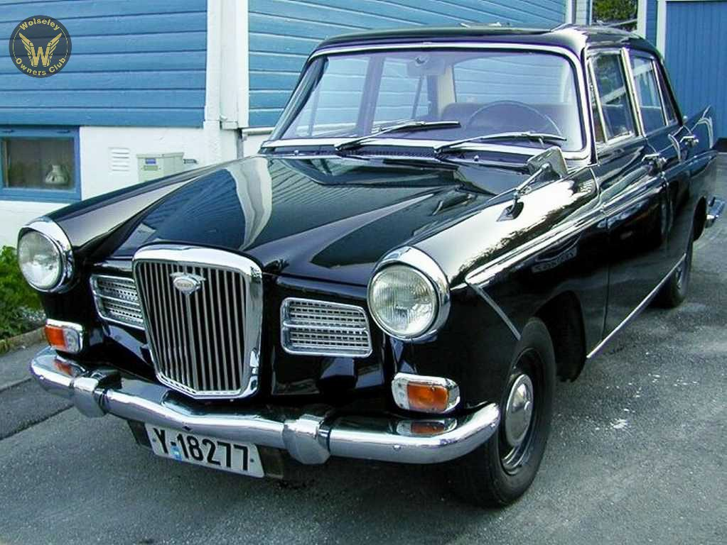 Wolseley 15 60 The Wolseley Owners Club Archive