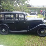 Wolseley Post Vintage Fourteen WOC