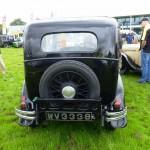 Wolseley Post Vintage Hornet WOC