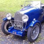Wolseley Post Vintage Hornet Special 12 WOC