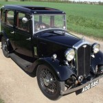 Wolseley Post Vintage Nine WOC