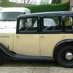 Wolseley Series I Wasp WOC