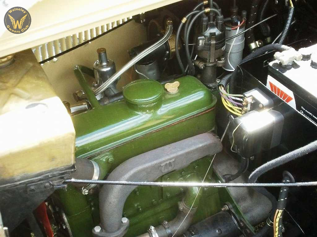 Wolseley Series I Wasp | The Wolseley Owners Club Archive