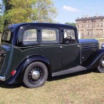 Wolseley Series I New Fourteen WOC