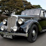 Wolseley Series II 14-56 WOC