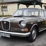 Wolseley Six Front Wheel Drive