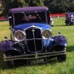 1933 Wolseley 21/60