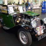 1934 Green Wolseley Hornet Special - Tickford front right