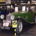 1934 Wolseley Hornet Special - Tickford