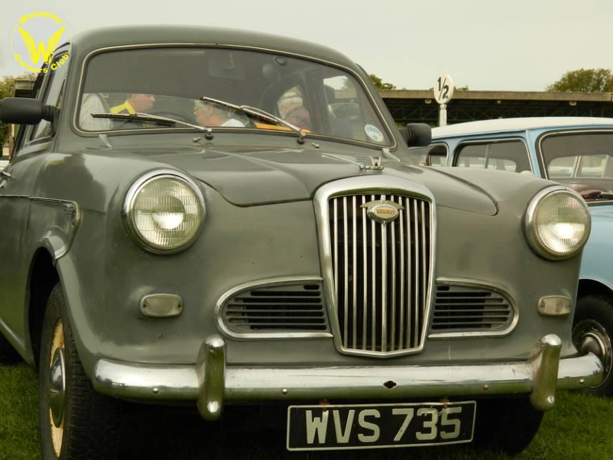 Wolseley 1500 Mk 1 1958