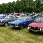 Sunday classic cars including Individual Wolseley 1500 Mk I