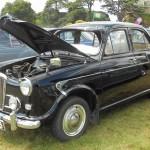 Sunday - Wolseley Owners Club - 1958 Wolseley 1500 Mk I