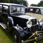 Sunday - WOC stand - 1934 Wolseley 21/60