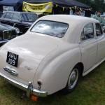 Sunday - WOC stand - 1958 Wolseley 15/50