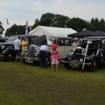 Sunday - Wolseley Owners Club stand