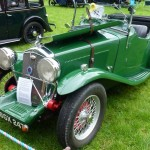 Individual Wolseley Hornet Special