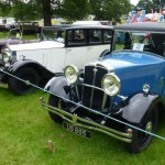 Classic cars including 21/60