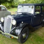 Wolseley New Hornet