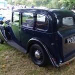WOC stand - 1935 Wolseley Hornet