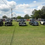 Sunday - Wolseley Owners Club - arena display