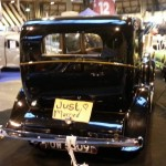 WOC stand - 1934 Wolseley 21/60 County