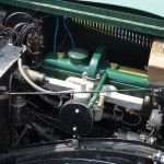 1935 Wolseley Hornet engine