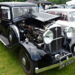 Wolseley Owners Club - Saturday - 1934 Wolseley 21/60 - front right