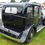 Wolseley Owners Club - Saturday - 1934 Wolseley 21/60 - rear right