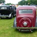 Wolseley Owners Club - Saturday - 1937 Wolseley Series II - 25hp (Gardner Diesel Engine) - rear