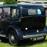 Wolseley Owners Club - Saturday - 1934 Wolseley 21/60 - rear left