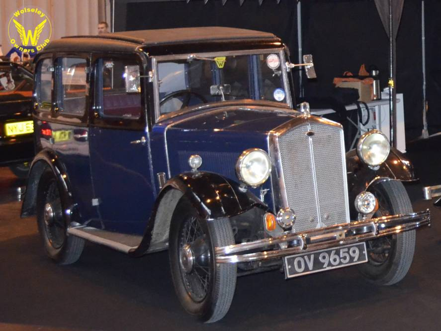 Wolseley Hornet 1932