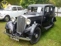 Wolseley car 14 WOC