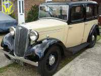 Wolseley Series I WOC