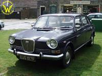 Wolseley front Wheel Drive