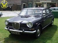 Wolseley front Wheel Drive