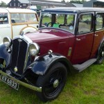 Individual 1935 Wolseley Nine