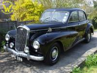 Wolseley Post World War 2