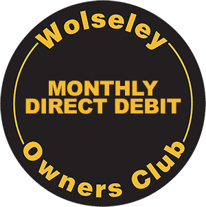 Wolseley Owners Club Membership