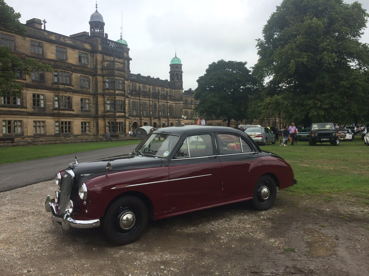 Stonyhurst Classic Vehicle Show