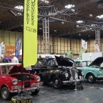 NEC Practical Classics Classic Car and Restoration Show