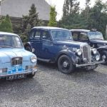 MOFFAT ROOTES CAR RALLY